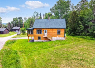 Available property from Niboban Lakeside Cabins in Rangeley Maine